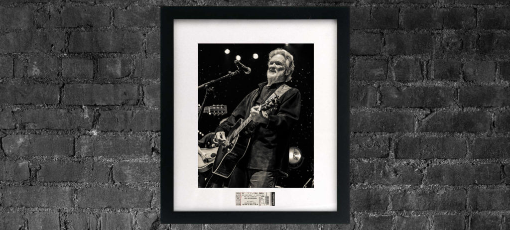 Life & Songs Of Kris Kristofferson Photo & Ticket