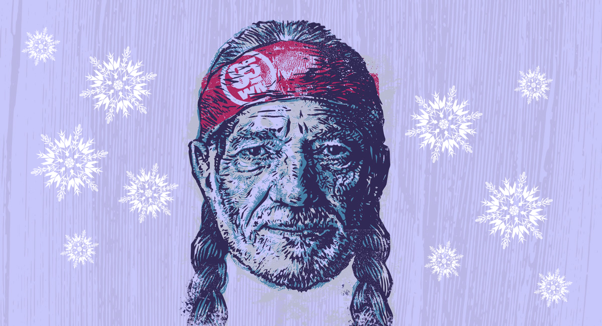 willie nelson christmas music