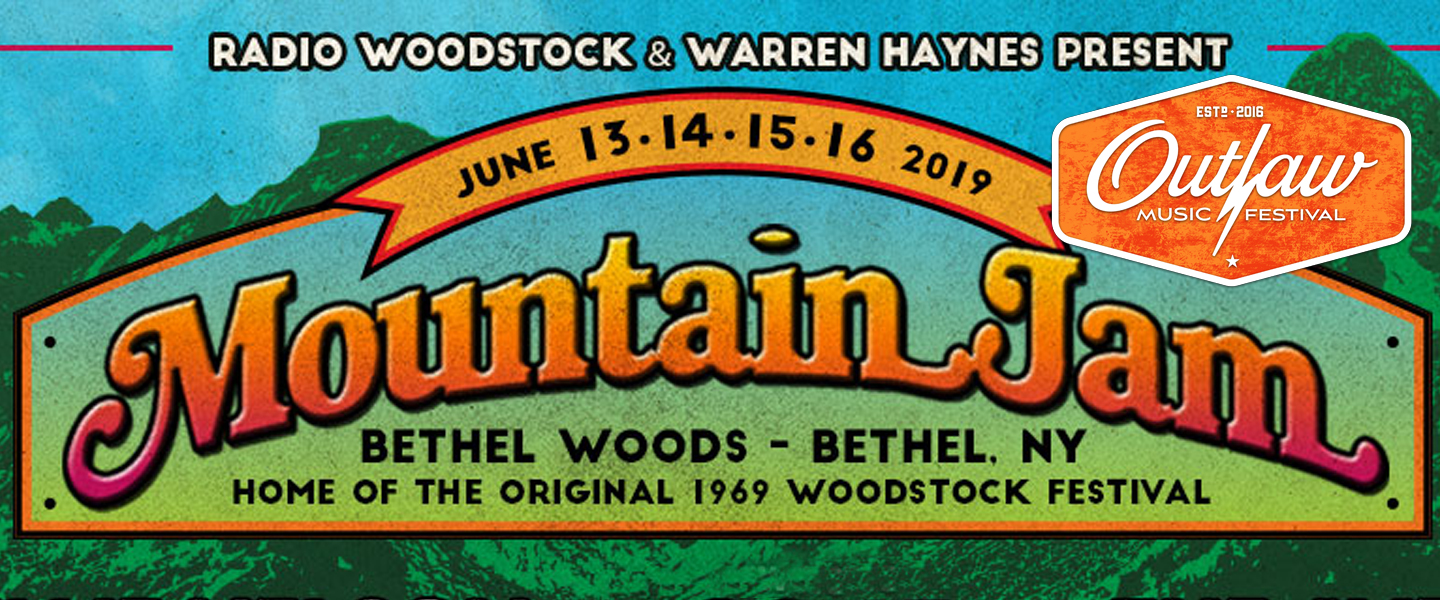 Mountain Jam and Outlaw Music Festival
