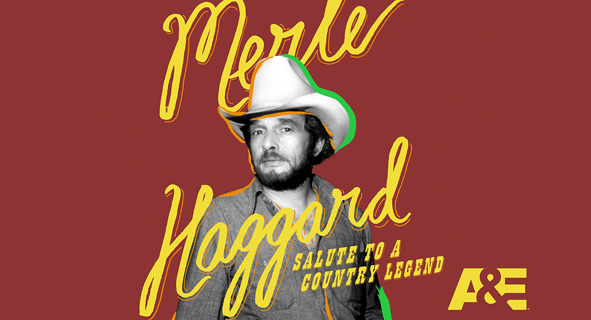 Merle Haggard – Salute To A Country Legend