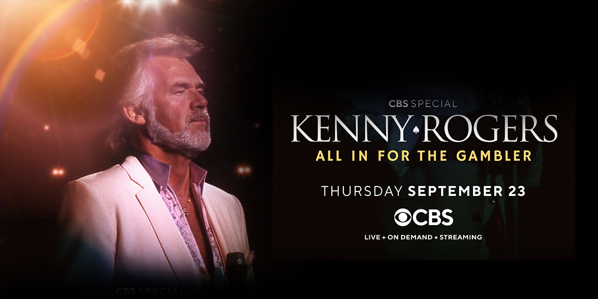 Kenny Rogers All In For The Gambler CBS Special